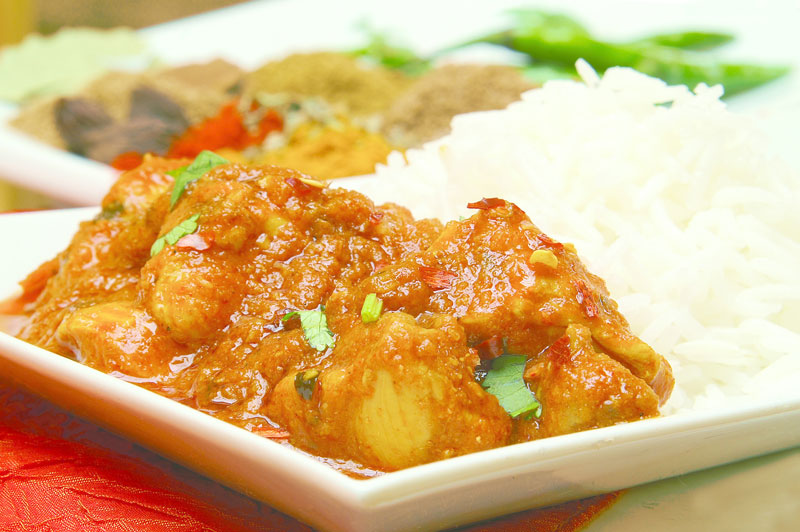 Ibiza Food And Drinks Delivery | By El Catering Francés - CURRY KORMA DE CORDERO200GRS
